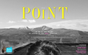 The Point Brochure Cover